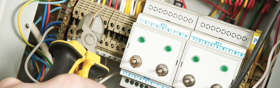 how to get electrical services to property